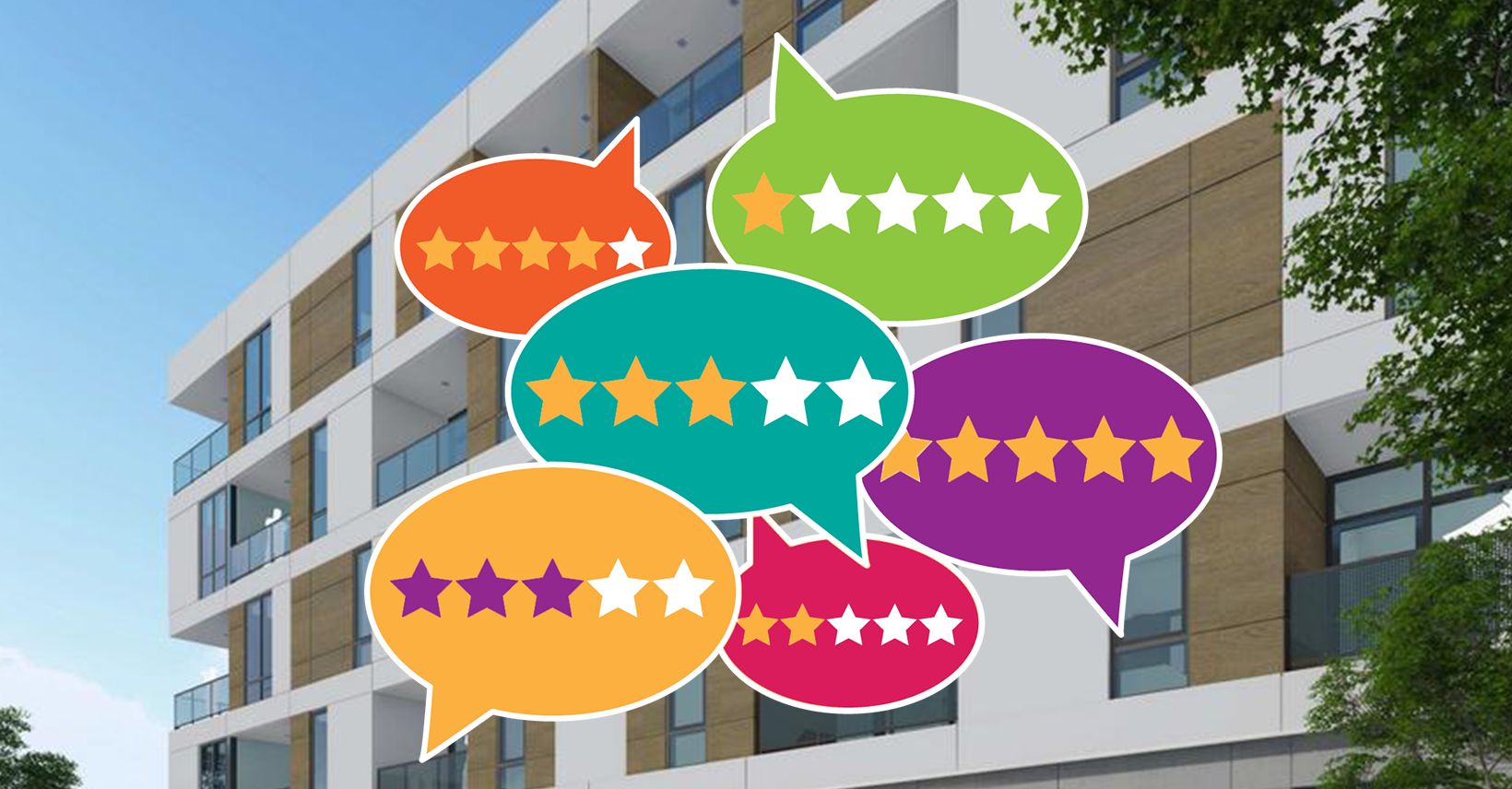 Online Reviews for your building