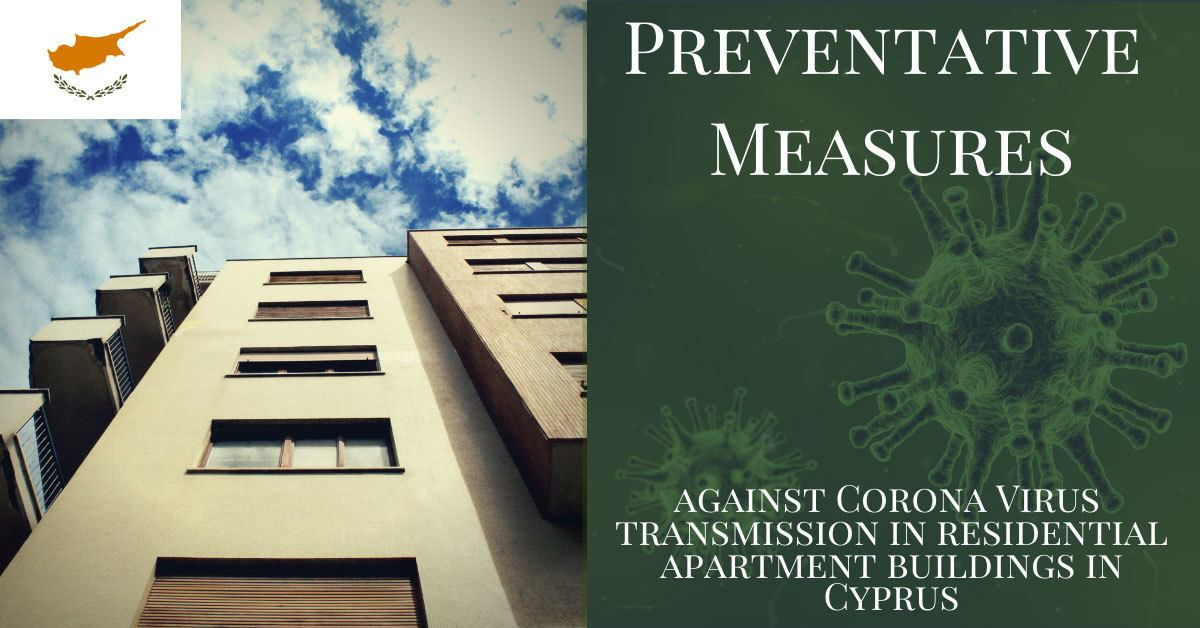 Coronavirus Precautions for Residential Apartment Buildings