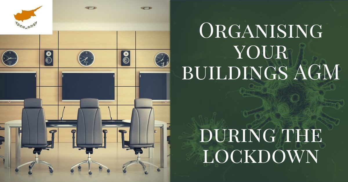 How to organise your AGM during the lockdown